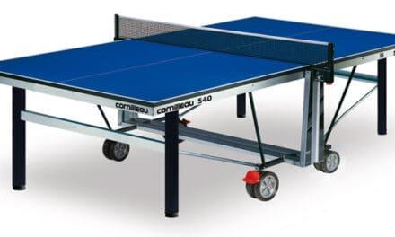 Table Ping Pong tennis de table Cornilleau compétition 540 INDOOR