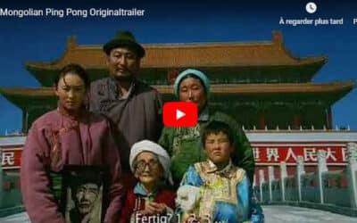 Mongolian Ping Pong, le Film