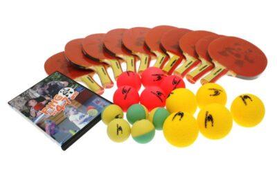 Test Tennis2Table.com : la malette Baby Ping