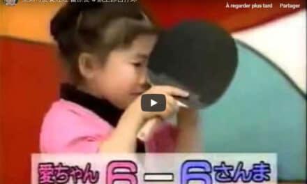 Ai Fukuhara à 5 ans