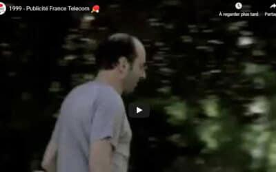 Publicité France Telecom Ping Pong
