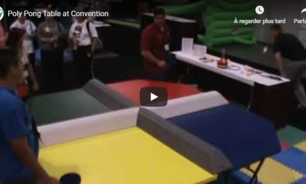 Ping Pong Multi Joueurs