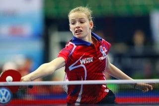 Victoire de Marie Migot à l'Open de Suède !