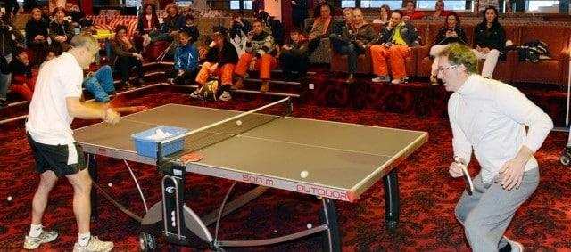 Le tennis de table a besoin d'être «dépoussiéré»!