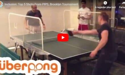 Le Ping Pong du Futur, c'est ça!