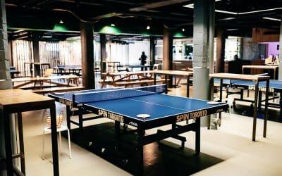 Spin Toronto – Bar Ping Pong
