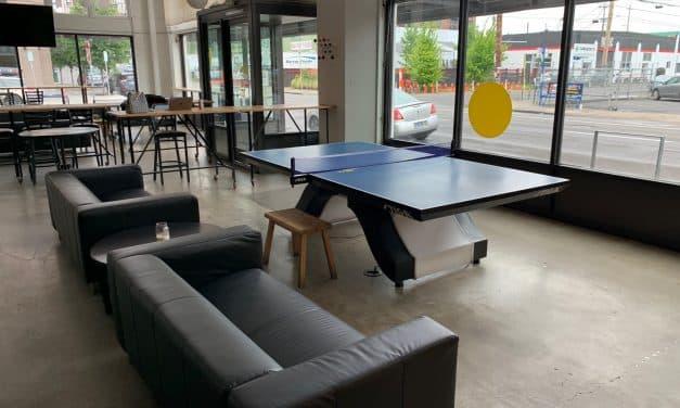Pure Pong – Bar de Ping Pong à Portland