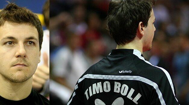 Incroyable, Timo Boll est forfait pour les Championnats d'Europe