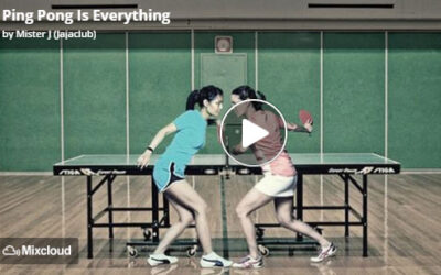 Exclu! Musique «Ping Pong is Everything» !