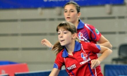 Du bronze pour les Bleu(e)s Open Cadets de Slovaquie – Par équipes