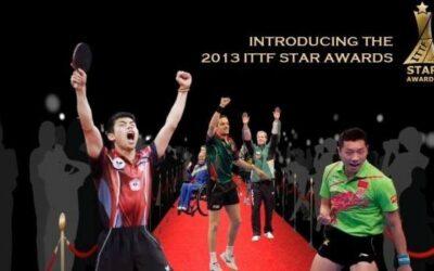 ITTF Star Awards 2014 – 2è édition à Dubaï – 7 janvier 2015