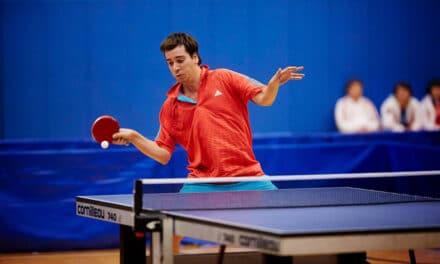 Pascal Pereira Leal Vice-Champion du Monde de tennis de table en Sport Adapté !