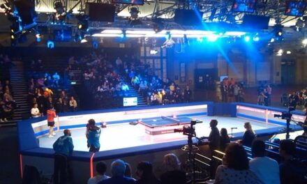 Hardbat – Victoire de Chris Doran au World Championship of Ping Pong (WCPP) 2013