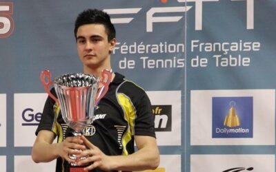 Stéphane Ouaiche, Champion de France 2014