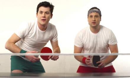 Clip Musical Ping Pong avec Stickman Cartel et le titre These Eyes
