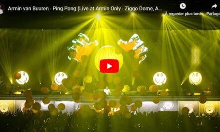 Musique Ping Pong – Armin van Buuren