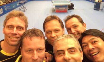L'ITTF Legends Tour 2014 remportée par Jan-Ove Waldner – Toutes les Vidéos