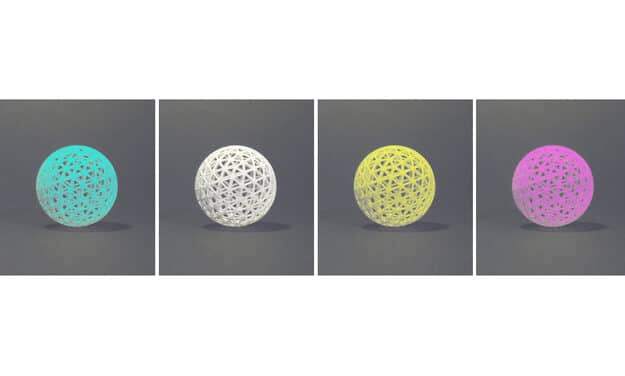 Des balles de Ping Pong en impression 3D
