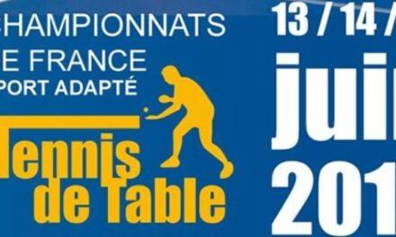 Les résultats des championnats de france du Sport Adapté à Poitiers