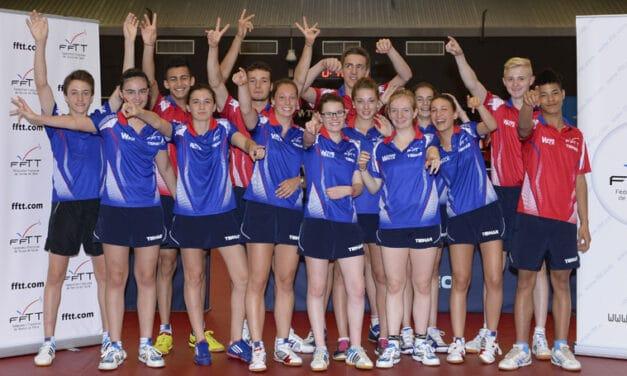 Résultats CEJ 2014 – Championnats d'Europe Jeunes