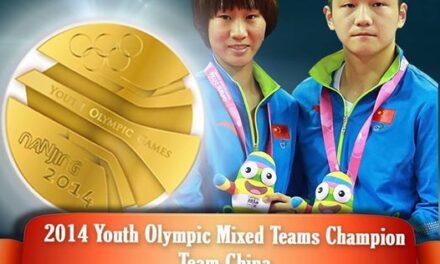 Résultats des Jeux Olympiques de la Jeunesse 2014