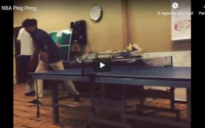 NBA Ping Pong