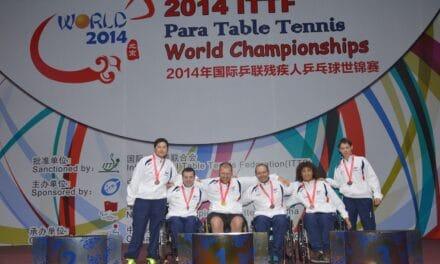 Championnats du monde de tennis de table. Un titre et cinq bronze pour la France
