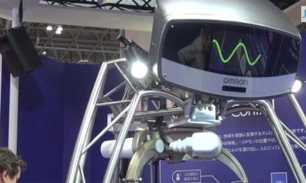 Un impressionnant robot joue au Ping Pong