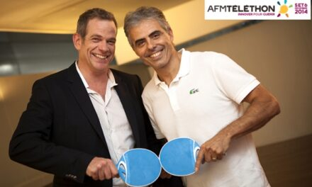 Garou et Jean-Philippe Gatien en mode Ping Pong