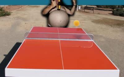 Tu sais que tu joues au Ping Pong bourré quand…