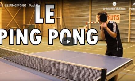 LE PING PONG – Paul