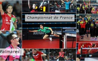 Les Championnats de France Seniors 2015