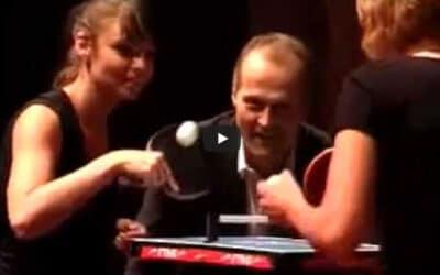 Du Ping Pong en musique