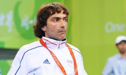 Jean-Philippe Robin, double champion paralympique de tennis de table, est décédé