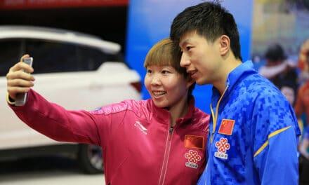 Résultats et replays de l'Open de Chine 2015