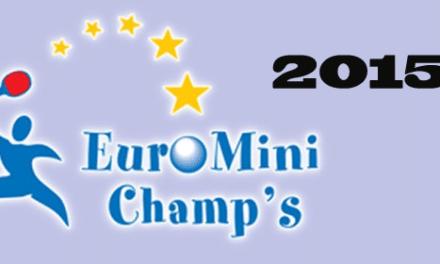 Le meilleur des EuroMiniChamp's 2015
