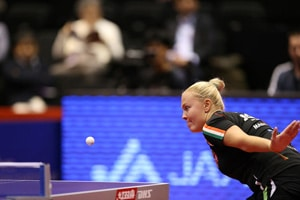Coupe du Monde Féminine 2015 de tennis de table