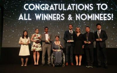 ITTF Star Awards 2015