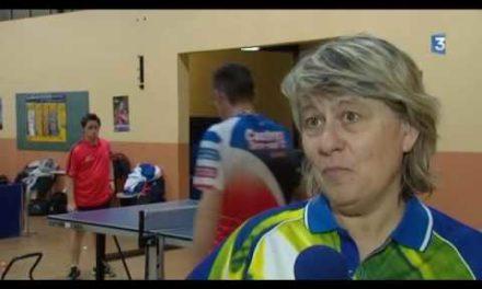 Alexandre Sol, champion du monde de tennis de table en sport adapté