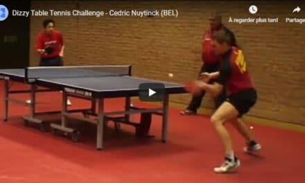 Dizzy Table Tennis Challenge