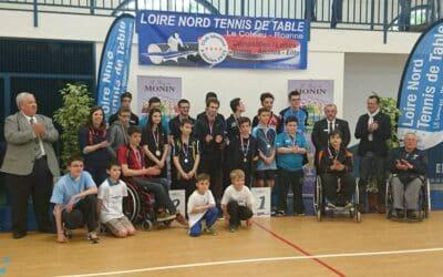 Résultats des Championnats de France Handisport Jeunes 2016