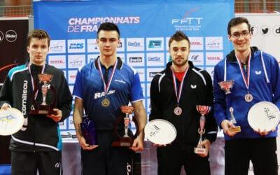 Résultats des Championnats de France Seniors 2016