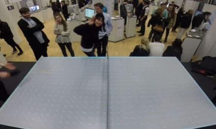 Le Ping en version 2.0 vu par Thomas Mayer