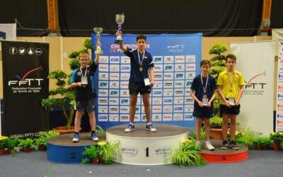 Résultats des Championnats de France Minimes et Juniors 2016