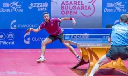 Résultats de l'Open de Bulgarie 2016 de tennis de table