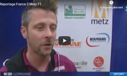 Ligue des Champions – Reportage de France 3 Lorraine