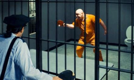 Jouer au ping pong en prison