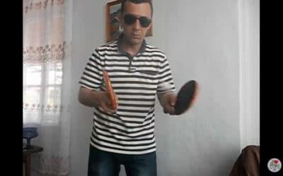 Record de jongles au Ping Pong