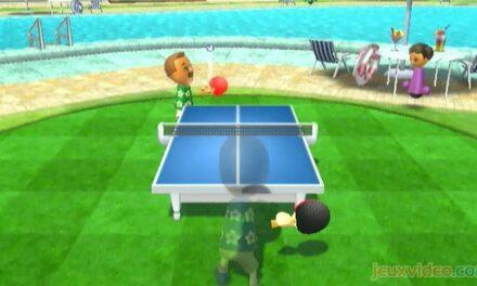 Record du nombre d'échanges au Ping Pong sur Wii