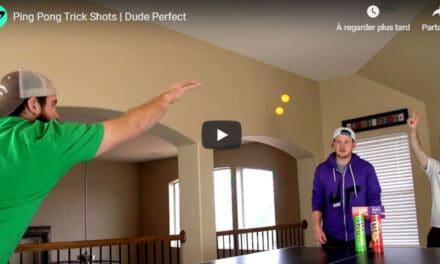Dude Perfect Trickshot